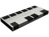 Gladen Zero 1 nagy teljesítményű High End kétcsatornás autóhifi erősítő