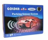 Golden Eye 2605 hangszórós tolatóradar