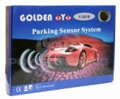 Golden Eye 2616 LED tolatóradar