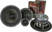 Gothia 6,3-3 utas komponens hangszóró