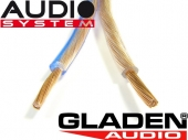 Hangszórókábel Gladen Audio 2x2,5 mm2 GA 2x2,5