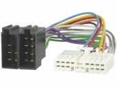 Honda 1999-ig OEM rádió-ISO adapter kábel 554016