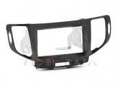 Honda Accord (CU/CW) Facelift 2011.04-> dupla DIN autórádió beépítő keret 381130-11