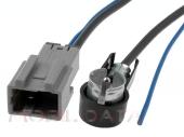Honda - Mazda - Suzuki - ISO antenna adapter kábel 550128