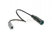 Hyundai - Kia - DIN OEM antenna adapter kábel 520148
