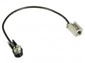 Hyundai i30 - Kia Picanto / Cerato - ISO adapter kábel 550138