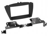 Hyundai iX35 2013-tól dupla DIN autórádió beszerelő keret 381143-36