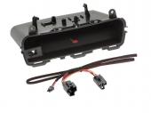 INBAY vezeték nélküli telefon töltő fiók Ford Focus 2014-től 241114-51-3