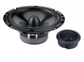 Impact EF66S 2-utas 165 mm-es komponens hangszóró szett