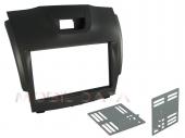 Isuzu D-Max 2012-> dupla DIN rádióbeépítőkeret CT23IZ01