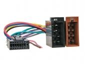 JVC-ISO autórádió csatlakozó kábel 459006