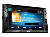 JVC KW-V240BT Multimédiás készülék 2 DIN méretben, Bluetooth funkcióval