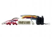 Jaguar 1994-2000 autórádió ISO csatlakozó adapter kábel CT20JG02