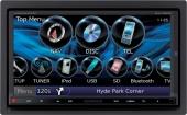 Kenwood DNX7280BT navigációs mobil multimédia rendszer