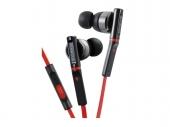 Kenwood KH-CR500-B prémium fülhallgató és headset iPhone-hoz és okostelefonokhoz