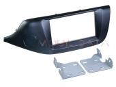 Kia Cee'd 2012.04-> dupla DIN autórádió beépítő keret 381178-33-1