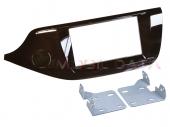 Kia Cee'd 2012.04-> dupla DIN autórádió beépítő keret 381178-33-2