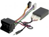 Kormánytávkapcsoló interface FORD'04-CLARION összekapcsoláshoz