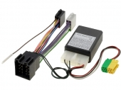 Kormánytávkapcsoló interface OPEL-BLAUPUNKT összekapcsoláshoz