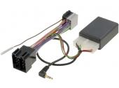 Kormánytávkapcsoló interface OPEL-PIONEER összekapcsoláshoz