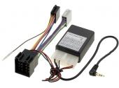 Kormánytávkapcsoló interface OPEL-SONY összekapcsoláshoz