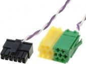 Kormánytávkapcsoló interface kábel BLAUPUNKT rádiókhoz CT-BLAUPUNKTLEAD