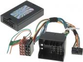 Kormánytávkapcsoló interface Peugeot 2005-> RD4/RT4 CTSPG007.2