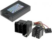 Kormánytávkapcsoló interface Skoda ->2005 mini ISO CTSSK001