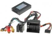 Kormánytávkapcsoló interface Audi A3, A4, TT autókhoz (Quadlock) CTSAD002.2