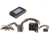 Kormánytávkapcsoló interface Audi A3, A4, TT autókhoz (ISO) CTSAD003.2