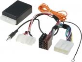 Kormánytávkapcsoló interface NISSAN-JVC összekapcsoláshoz