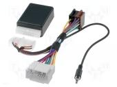 Kormánytávkapcsoló interface SUZUKI-JVC összekapcsoláshoz