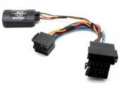 Kormánytávkapcsoló interface Audi A3, A4, A6 autókhoz (ISO) CTSAD001.2