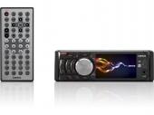 Lenco CS-460 DVD AM/FM autórádió 3.5