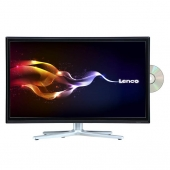 Lenco DVL-2458 LED TV-Dvd kombó 24 coll (61 CM) FULL HD LED TV DVB-T/C, CI+ és DVD játszóval