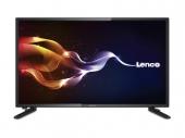 Lenco DVL-2461 24 colos (61cm) 12/230V HD LED televízió DVB-T/T2/S2/C tunerrel és DVD játszóval