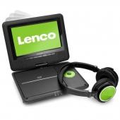 Lenco DVP-736 hordozható DVD lejátszó 7