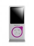 Lenco XEMIO-657 PINK 4 GB mp3 lejátszó (pink)