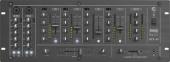 MPX-44/SW, 6-csatornás sztereó DJ és audió keverő