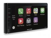 Macrom M-DL7000 2 DIN méretű érintőképernyős multimédia mobil navigációval bővíthető