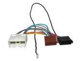 Mitsubishi - ISO autórádió csatlakozó kábel 552094