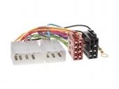 Mitsubishi - ISO autórádió csatlakozó kábel 552014