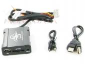 Nissan Almera - Primera MP3/USB/SD/AUX illesztő 12 pólusú csatlakozóval szerelt rádiókhoz 44UNSS001