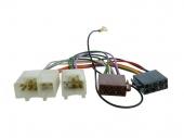 Nissan - ISO autórádió csatlakozó kábel 552018