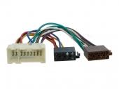 Nissan - ISO rádió csatlakozó kábel 552125