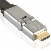 PROV1305 HDMI kábel [Flat HDMI M - HDMI M] - 5.0m