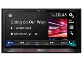 PioneerAVH-X8800BT 2 DIN érintőképernyős CD DVD-tuner USB Bluetooth multimédia fejegység