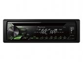 Pioneer DEH-1900UBG autóhifi RDS tuner CD RDS és AUX-In