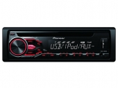 Pioneer DEH-2800UI CD-tuner Előlapi USB, Aux-in és 2 RCA kimenet