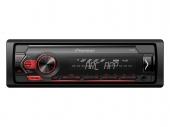 Pioneer MVH-S120UB autórádió Előlapi USB, Aux-in bemenettel Android támogatással